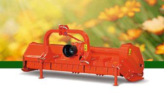 L'ampia gamma delle fresatrici Sicma garantisce un adattamento ad ogni tipo di trattore ed un largo assortimento per ogni genere di lavorazione sui vari tipi di terreno.