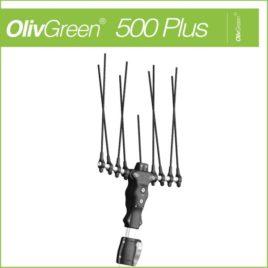 Abbacchiatore Minelli OlivGreen 500 Plus