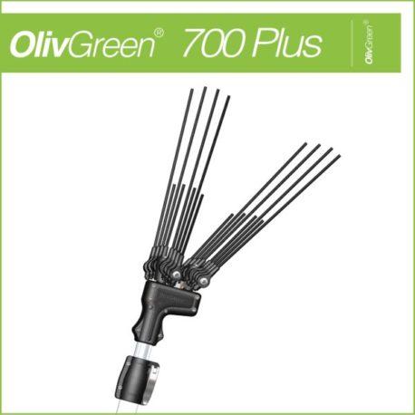 Abbacchiatore Minelli OlivGreen 700 Plus