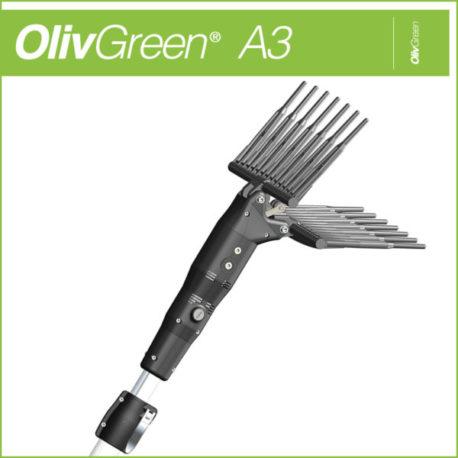 Abbacchiatore Minelli OlivGreen A3