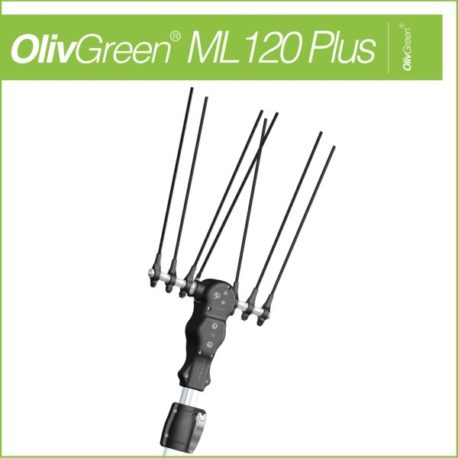 Abbacchiatore Minelli OlivGreen ML 120 Plus